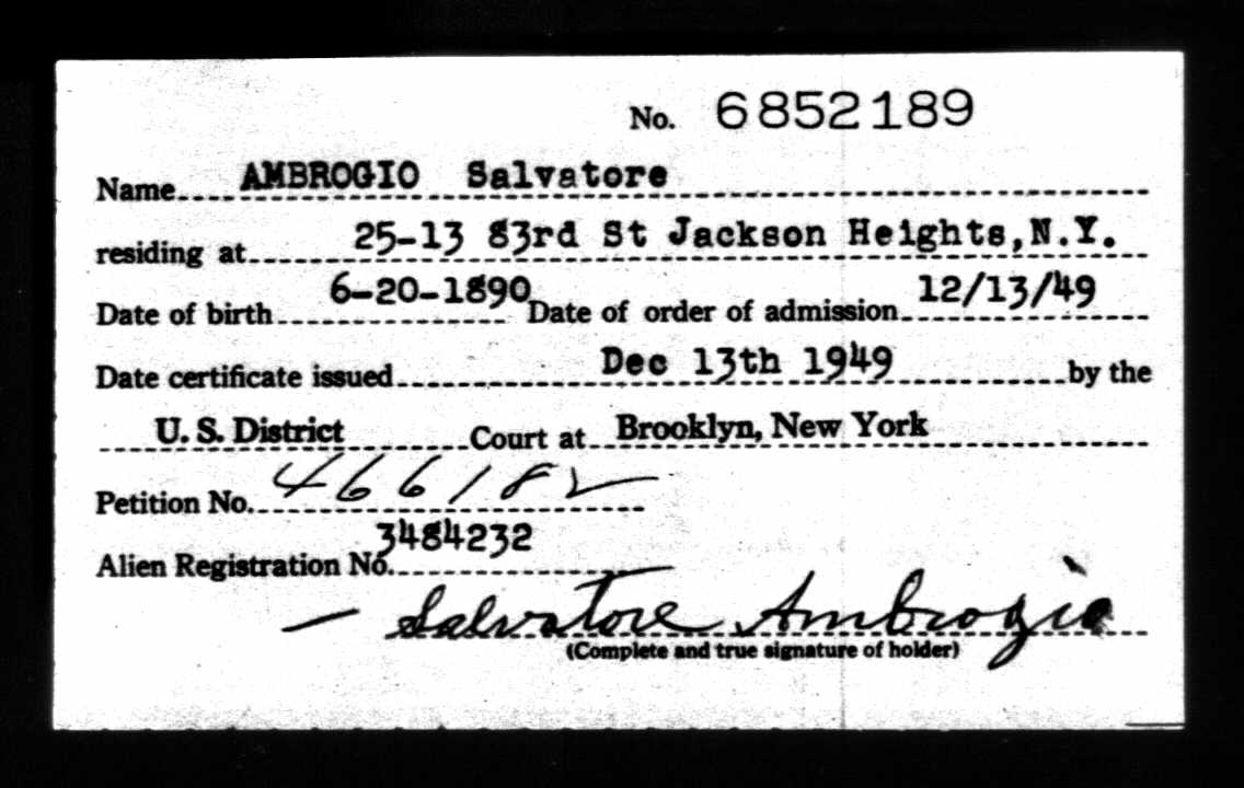 Salvatore Ambrogio Naturalization Record.jpg