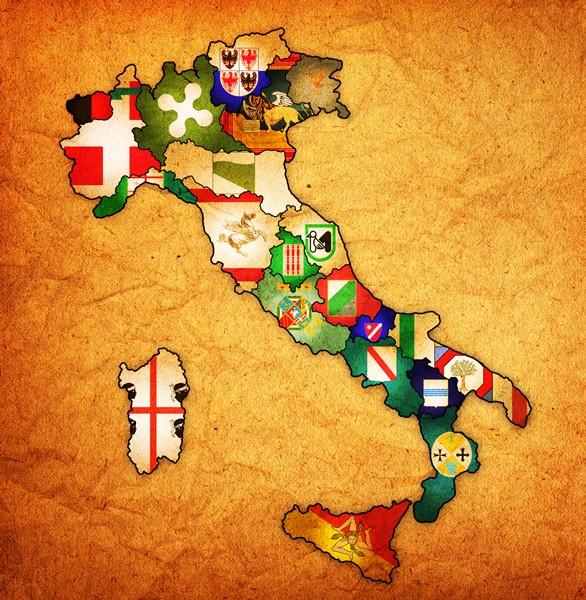 History of the Italian Regions