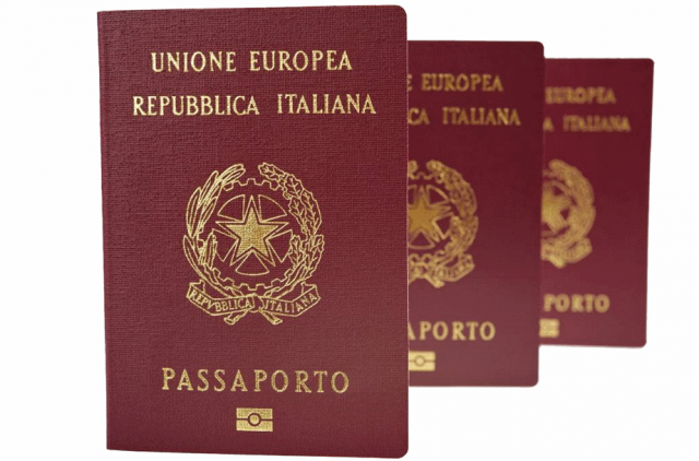 Citizenship Claims by Italian Descendants Born Abroad