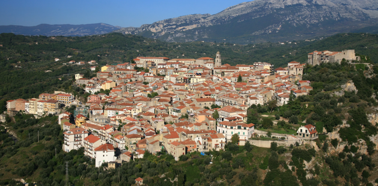 Laurino is a village in the Cilento, Vallo di Diano and Alburni National Park.
