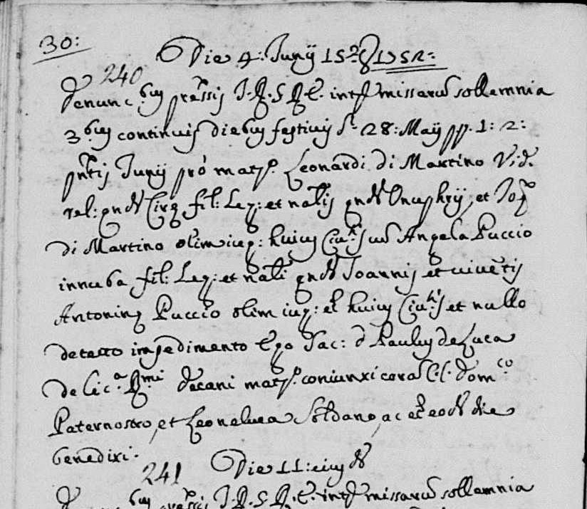 Marriage record of Leonardo DiMartino.jpg
